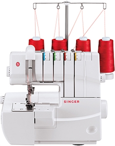 Singer 14T970 CoverStitch + Inspira bandkantare 10mm