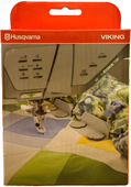 Husqvarna Viking Metal Hoop Fabric Guide set
