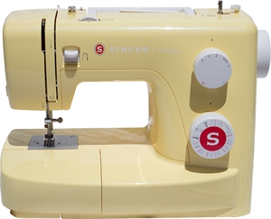 Singer Limited Edition Retro Yellow
