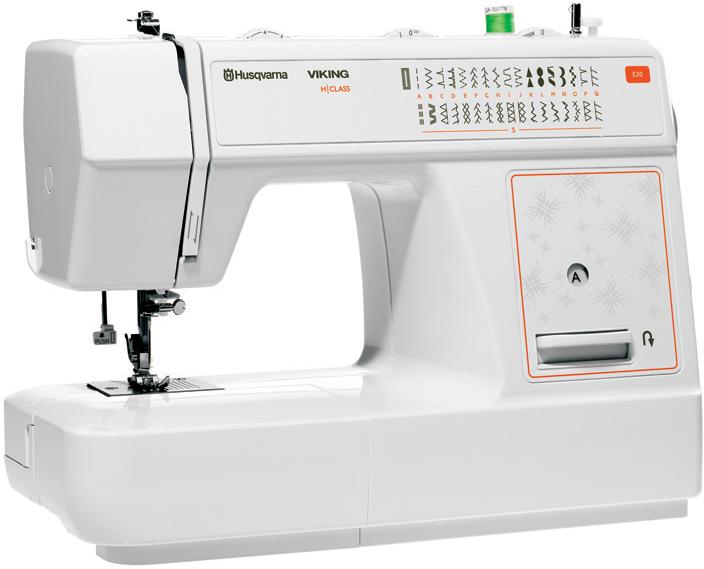 enkel symaskin för nybörjare